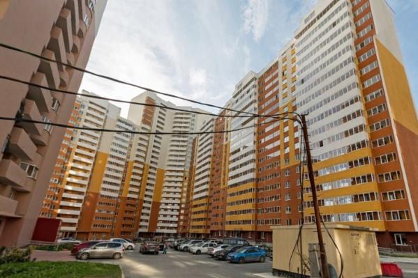 Жилой комплекс на Рощинской, 4 —сюда предложили переехать обманутым дольщикам