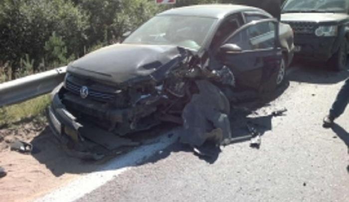 В Ярославской области насмерть разбился водитель из Твери
