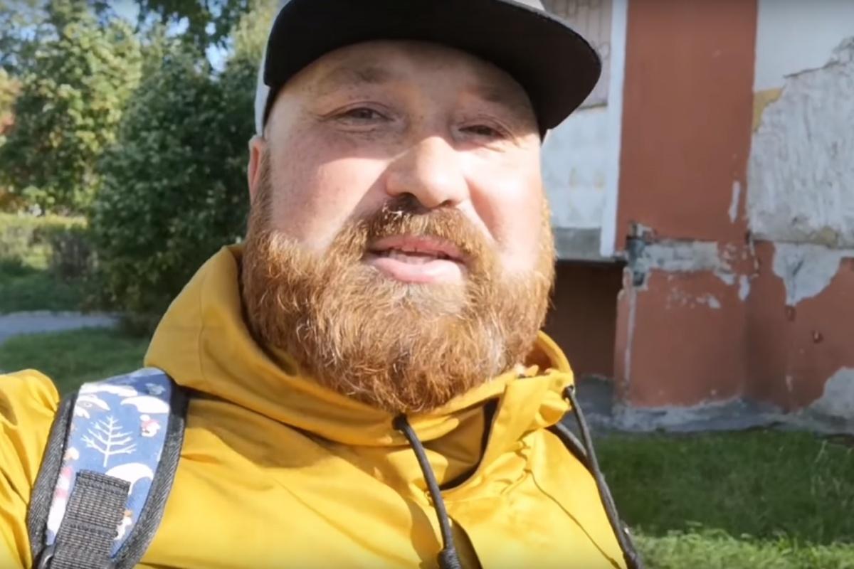 Олег Николаев живёт в Москве, но детство его прошло в Березниках