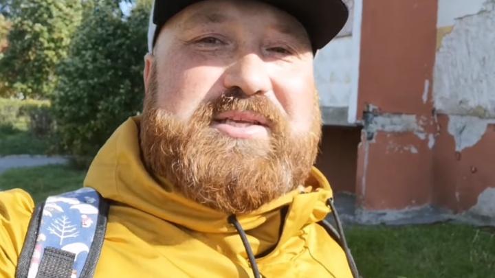«Как в Припяти»: московский видеоблогер снял экскурсию по провалам и заброшенным районам Березников