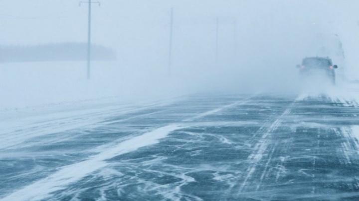Дорожники подготовились к снежной стихии на трассах в Волгоградской области