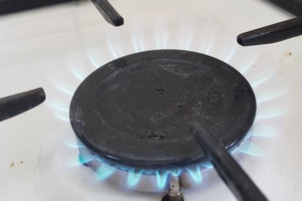 Распоряжение о поставщике газа приняло сегодня зауральское правительство