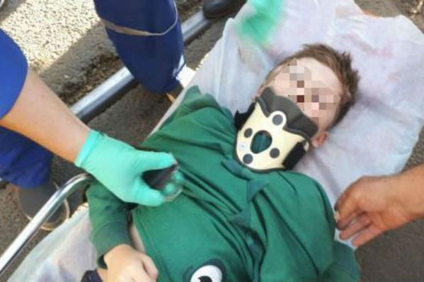 Пострадавший в ДТП ребёнок не может рассказать свою версию случившегося — он впал в кому