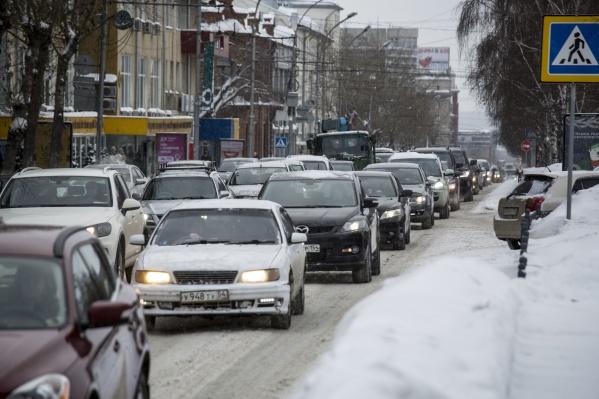 Всего новосибирцы должны заплатить 2,2 миллиарда транспортного налога