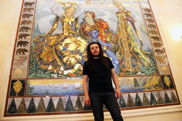 «Калинов мост» выпустил новый альбом «Даурия», посвящённый Забайкальскому краю — малой родине лидера рок-группы Дмитрия Ревякина