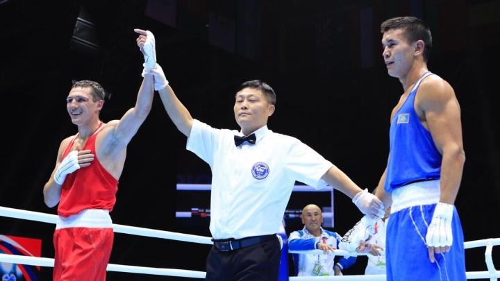 Есть золото! Россияне заняли три первых места на чемпионате мира по боксу