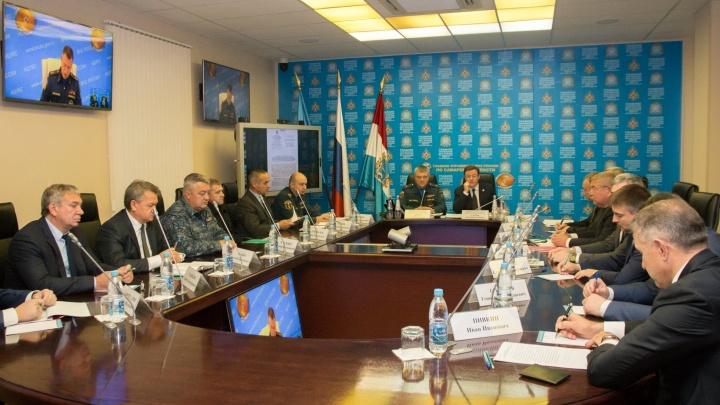Готовятся к вызовам: в Самарской области началась штабная тренировка по гражданской обороне