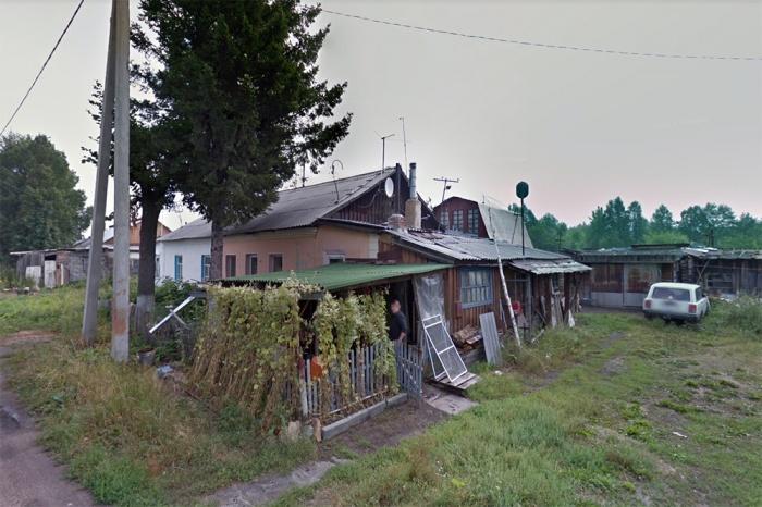 Дома на улице Декоративный питомник, которые пойдут под снос