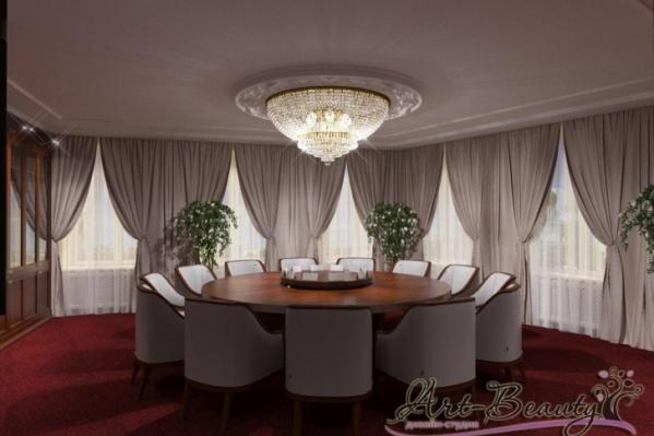 На обновление конференц-зала потратят более 17 миллионов рублей