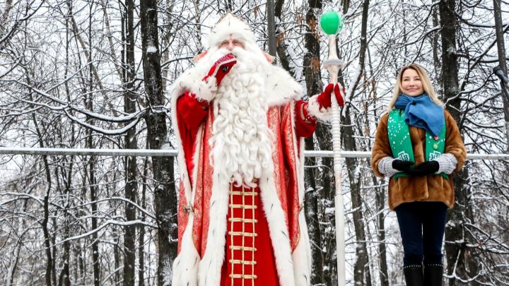 Настоящий Дед Мороз из Великого Устюга навестил нижегородцев: 10 добрых фотографий со встречи