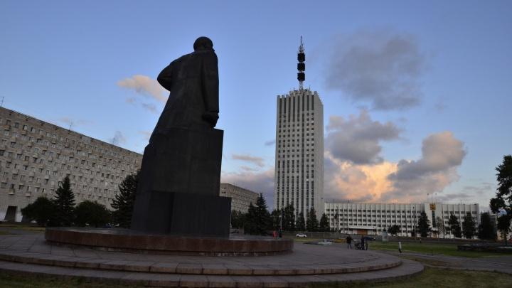 Переменчивая погода: Архангельск накрыли густые облака