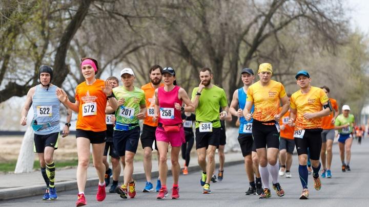 «Они стоят полмиллиона»: все участники «Волгоградского марафона-2019» получат по уникальной медали