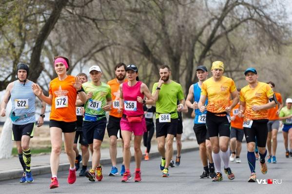 Организаторы ожидают, что в этом году в марафоне примут участие больше двух тысяч бегунов