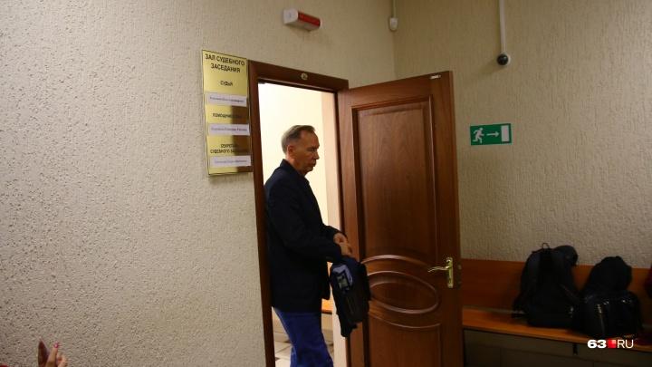 За растрату! Экс-директор РКЦ «Прогресс» Александр Кирилин предстал перед судом