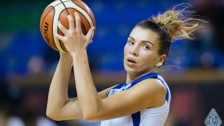 Новосибирские баскетболистки впервые за 10 лет вышли в полуфинал Кубка России