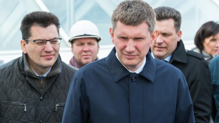 Максим Решетников покинул пост губернатора и стал министром. Как это было