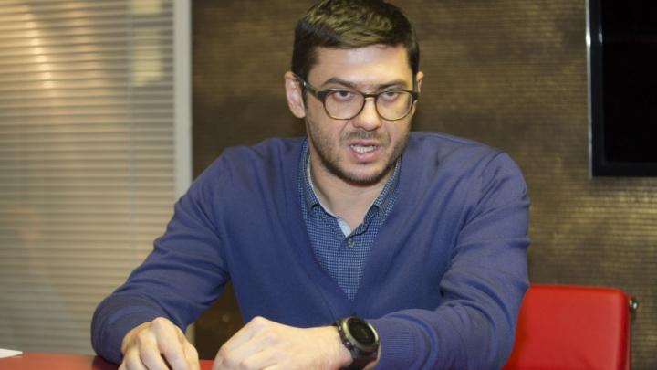 Взяли с поличным на взятке: подробности задержаниядиректора «ПТК-30» Антона Коновалова