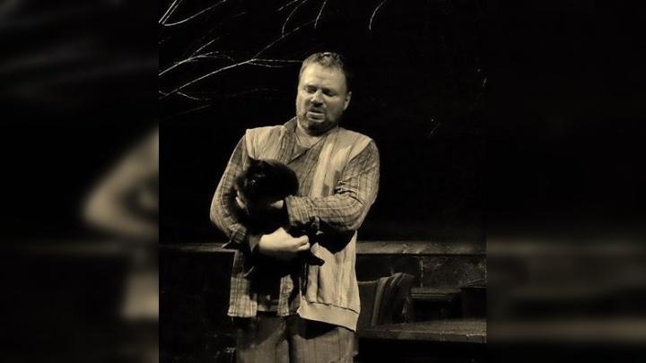 Вальяжный Кирилл и шустрый Антон: в спектакле пермского театра «У моста» сыграли два питерских кота