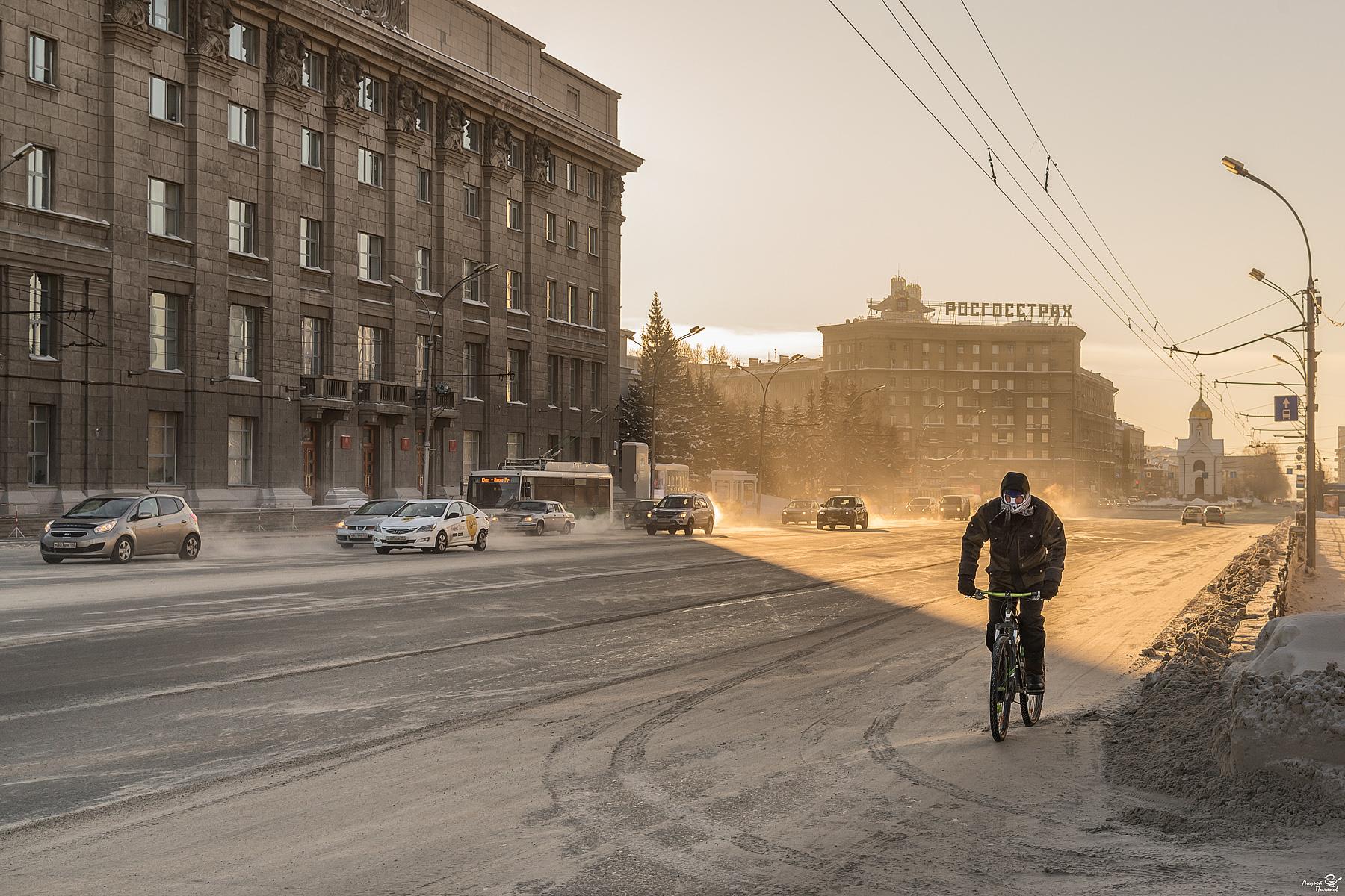 Фото Андрея Полякова