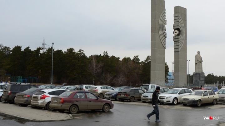 «Ухоженно и современно»: урбанисты сделали проект реконструкции площади у памятника Курчатову
