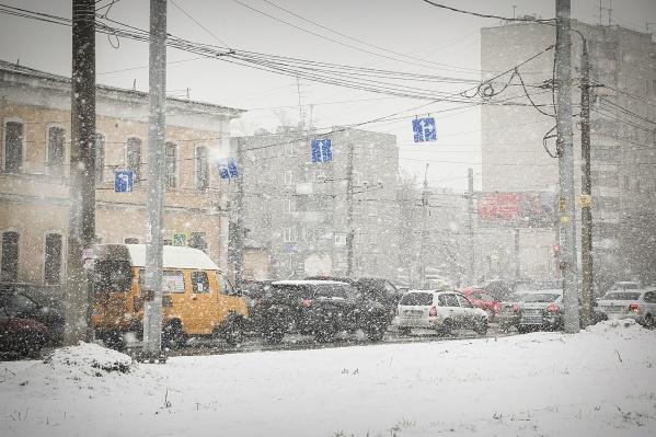 Челябинск ждёт очередное испытание снегопадом