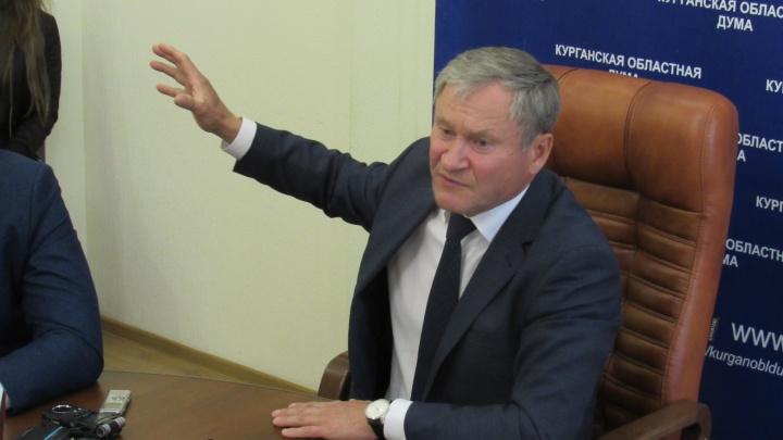 Экс-губернатор Зауралья Алексей Кокорин нашёл новую работу
