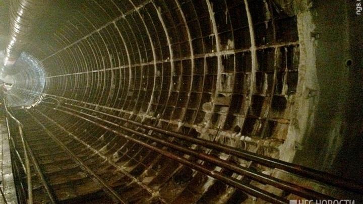 Расходы на строительство метро в Красноярске резко выросли