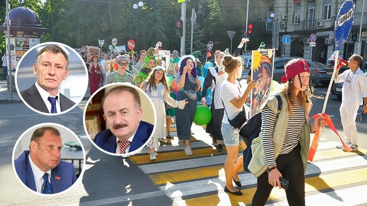 Чиновники Кировской администрации пройдутся карнавалом по Пушкинской