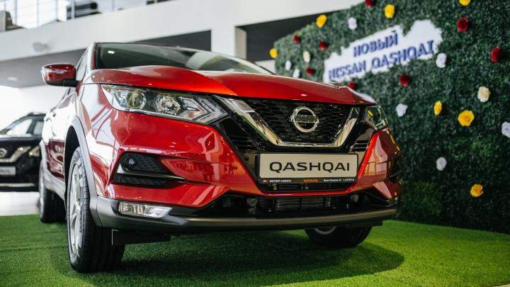 И умный, и красивый: в Самаре стартовали продажи нового Nissan Qashqai