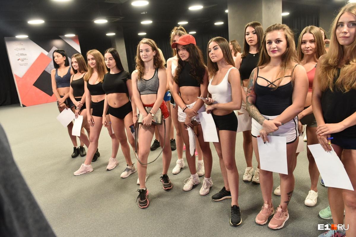 Молодые девочки порно кастинг