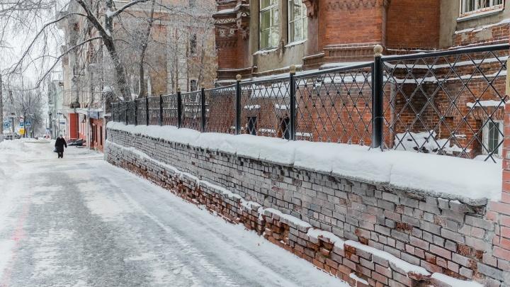 Морозы без осадков: в Пермском крае ожидается резкое похолодание до -15 °С