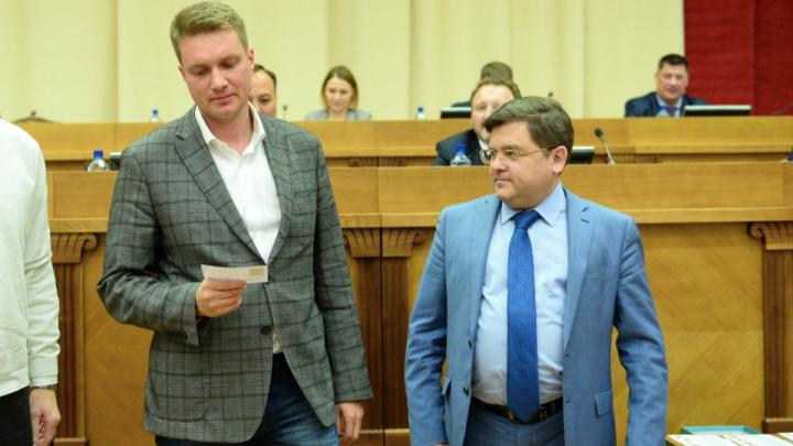 В Екатеринбурге будут судить депутата гордумы за взятку в 6,6 млн рублей
