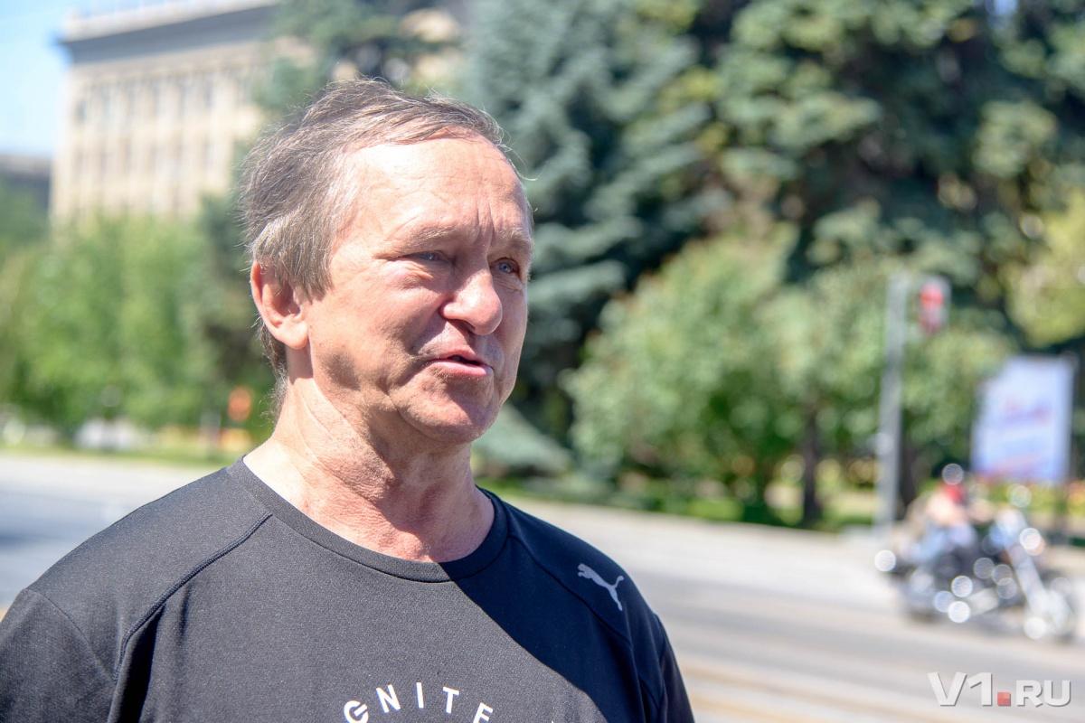 Владимир Ледовских уверен, что работы для тех, кто старше 50, практически нет
