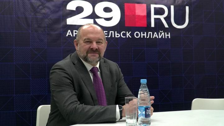 «Я не губернатор Шиеса»: Игорь Орлов о том, почему не поедет общаться с активистами в Ленский район