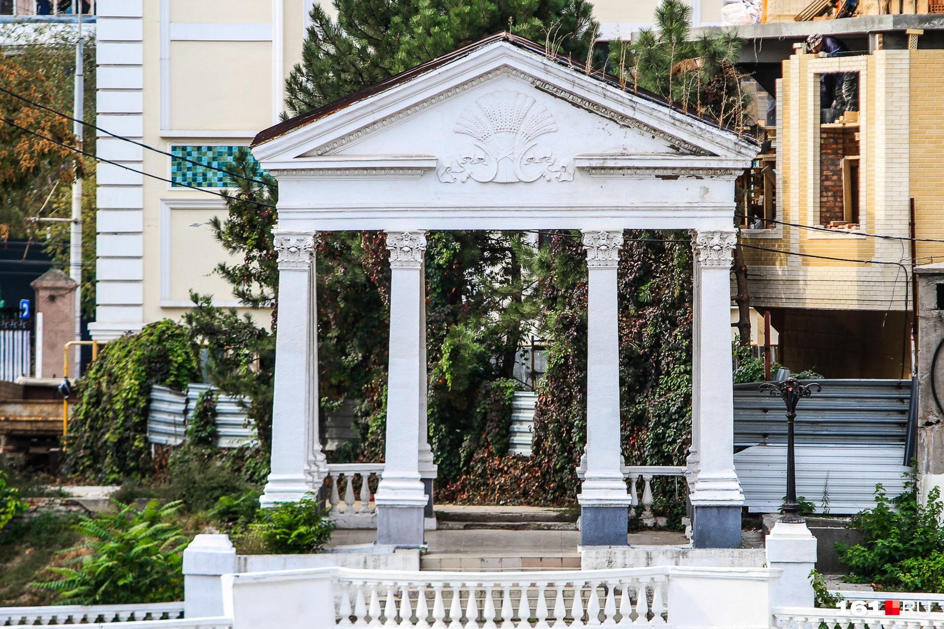 В реконструкцию парка Горького хотят привлечь инвесторов