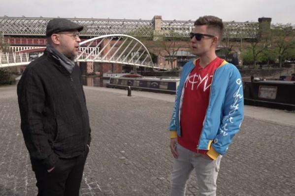 Иванов и Дудь записали программу в Англии