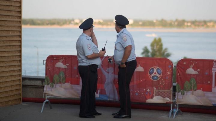 Волгоградский полицейский пожаловался на низкие надбавки за работу на ЧМ-2018