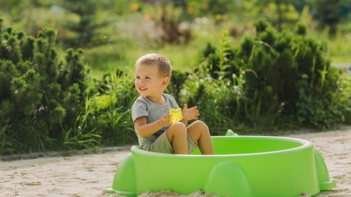 Екатеринбургские семьи облюбовали ещё одно место для отдыха в летний уикенд