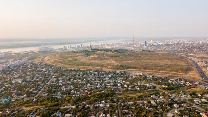 «Просто космические темпы!»: за десять лет в Волгограде построено свыше 250 тысяч квадратов жилья