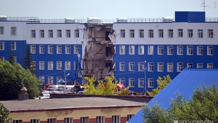 Расследование обрушения в омской казарме, где погибли и пострадали жители Башкирии, завершено