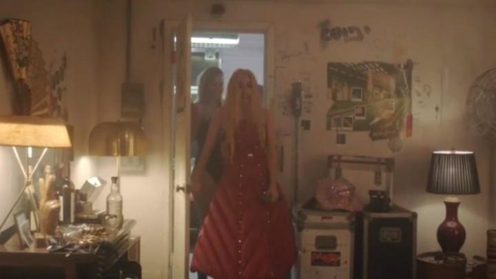 Леди Гага в платье от ярославны: Ольга Костерина показала видео известной певицы в её наряде
