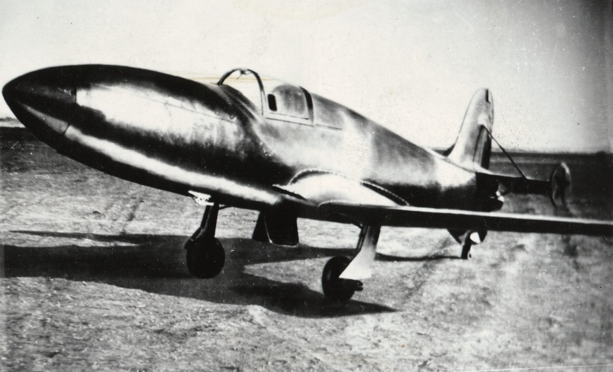 Самолет БИ-1