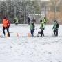 Дождались снега: Дубровскому презентовали в Челябинске футбольное поле, обновлённое летом