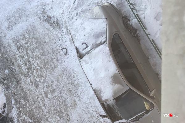 Очевидцы сообщили о происшествии в ГИБДД