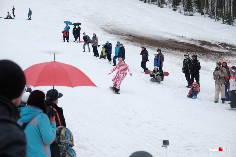 На склоне в долине реки Егошихи будут трассы для лыжников и сноубордистов