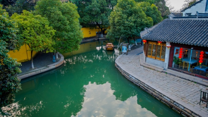 Чжоучжуан: город, открытый спустя 900 лет