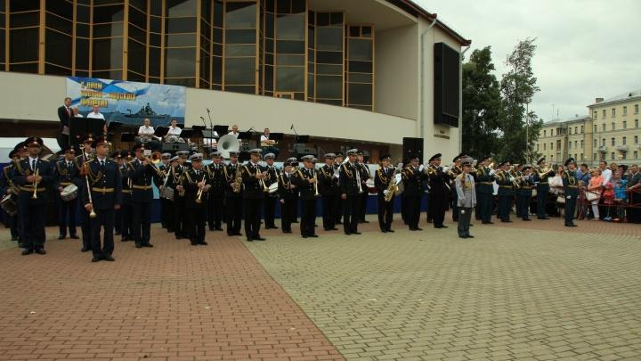 «Дирекцион НОРД»: военные оркестры прогремят в Архангельске и Новодвинске