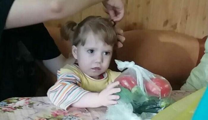 В Башкирии криминалисты и кинологи всю ночь искали пропавшую трехлетнюю девочку