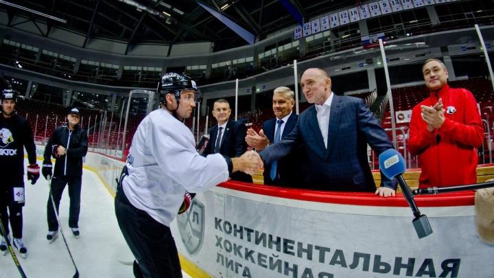 «Плей-офф не обсуждается»: Дубровский поставил «Трактору» серьёзные задачи на сезон