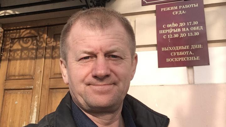 Привет из прошлого: организатора митинга в Архангельске оштрафовали за прошлогодний пикет